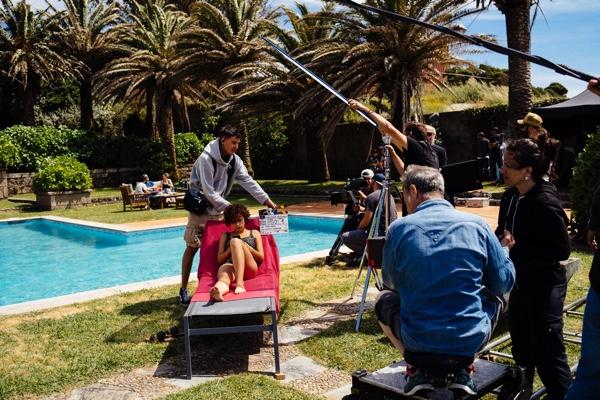 Primeiras imaxes da rodaxe de AUGA SECA, coprodución entre Portocabo e a portuguesa SPi