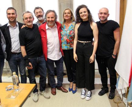 A Deputación de Pontevedra apoia a nova película de Ignacio Vilar, «María Solinha»