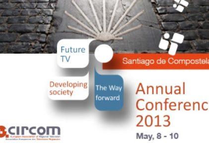 A TVG presenta no Congreso de Circom o seu Laboratorio de Innovación Audiovisual