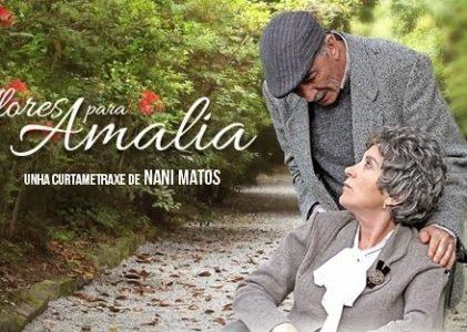 O Salón Teatro proxecta a curtametraxe FLORES PARA AMALIA