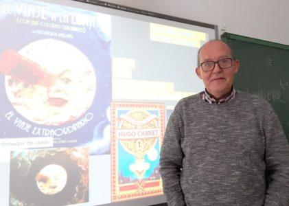 Manolo González, un dos grandes impulsores do audiovisual galego, recibirá a mención honorífica da oitava edición do Primavera do Cine