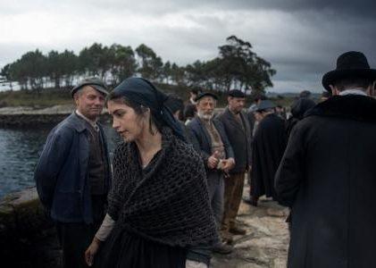 Paula Cons finaliza a rodaxe do thriller 'O Santa Isabel'