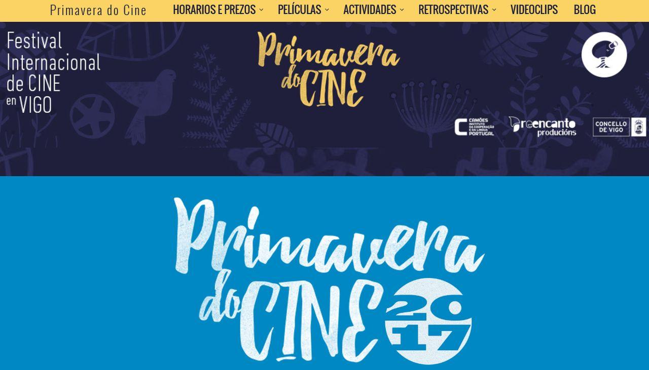 Aberto prazo de inscrición para a VI Edición do Festival Primavera de Cine