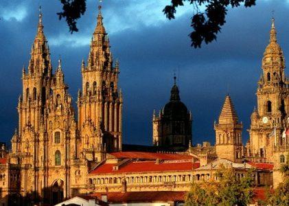 Amigos da catedral de Santiago