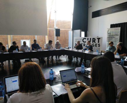 O VII Encontro Estatal de Asociacións de produción audiovisual españolas presenta a Federación MAPA