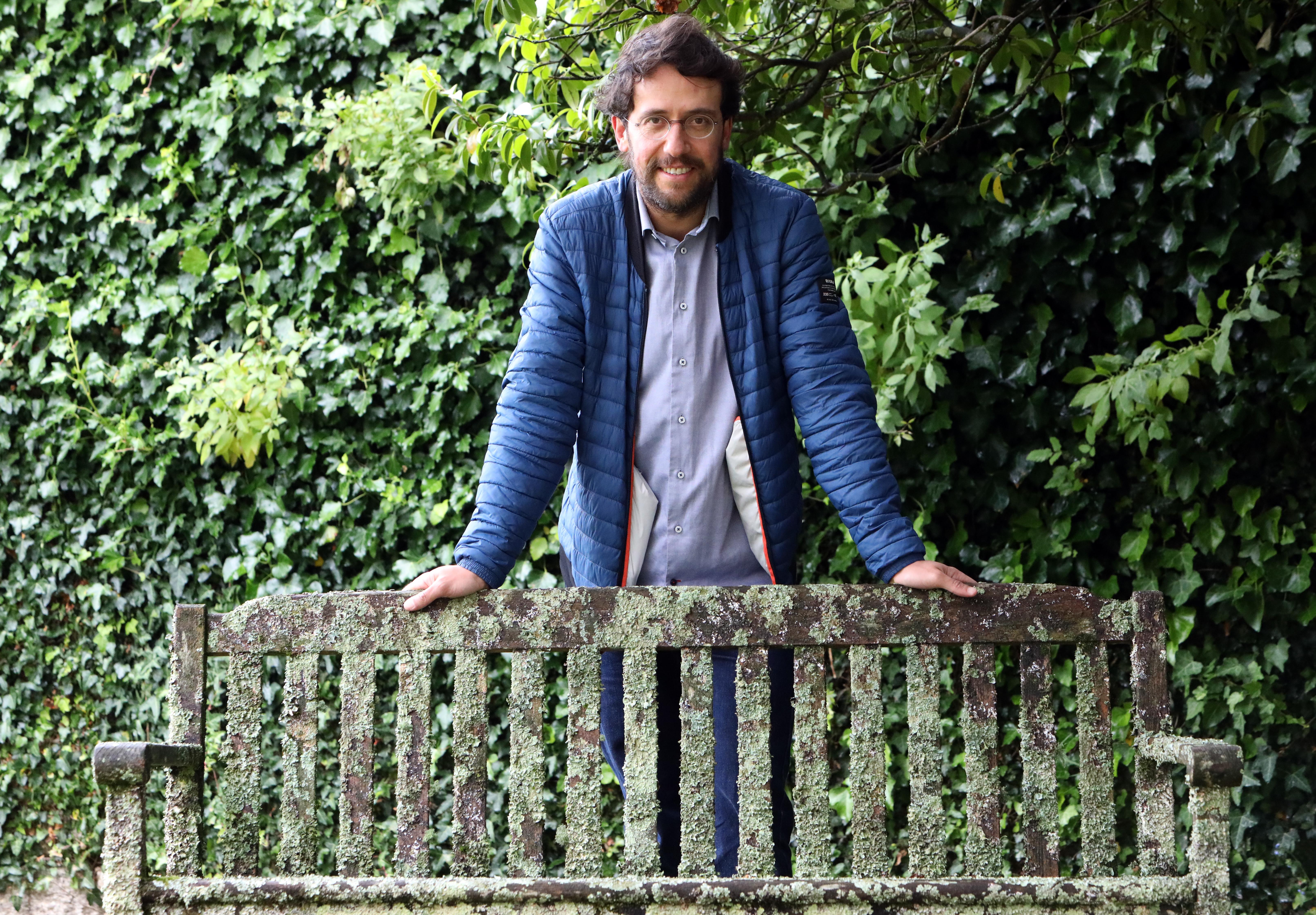 """Aser Álvarez: """"O reto é buscar sempre a singularidade e a excelencia"""""""