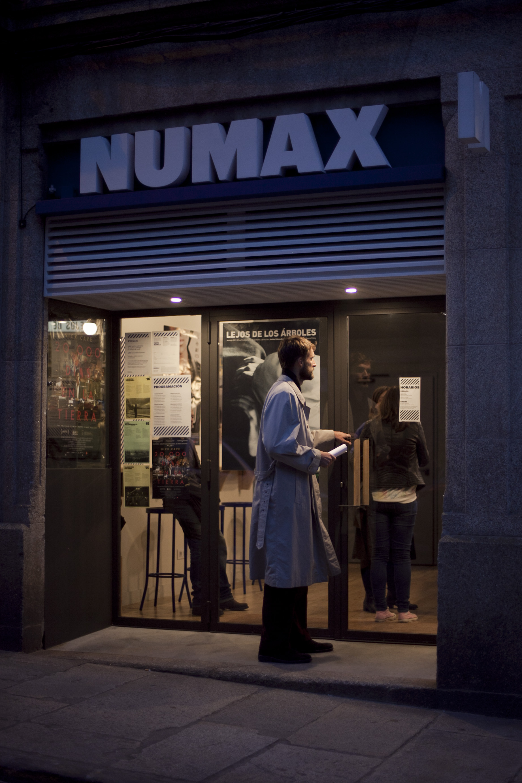 """Ramiro Ledo: """"O primeiro triunfo de Numax xa foi abrir"""""""