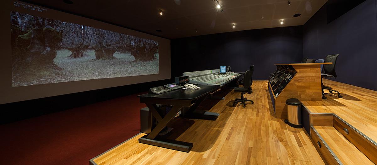 Cinemar Films, estudo de referencia en postprodución audiovisual