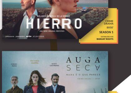 """""""Portocabo, dez anos traballando na ficción cunha mirada sempre internacional"""""""