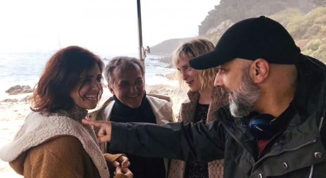 Comeza a rodaxe de 'Ons', a nova película de Alfonso Zarauza, producida por Maruxiña Film Company