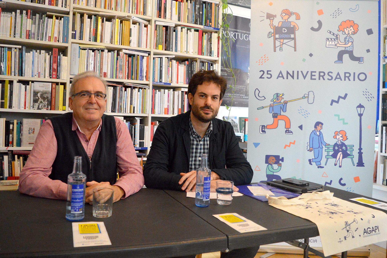 Agapi celebra o xoves o seu 25 Aniversario cunhas xornadas de debate pola mañá e unha gran festa para o sector audiviosual galego pola noite