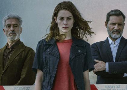 Mañá, mércores 1 de abril, chega a serie 'Auga seca' a HBO