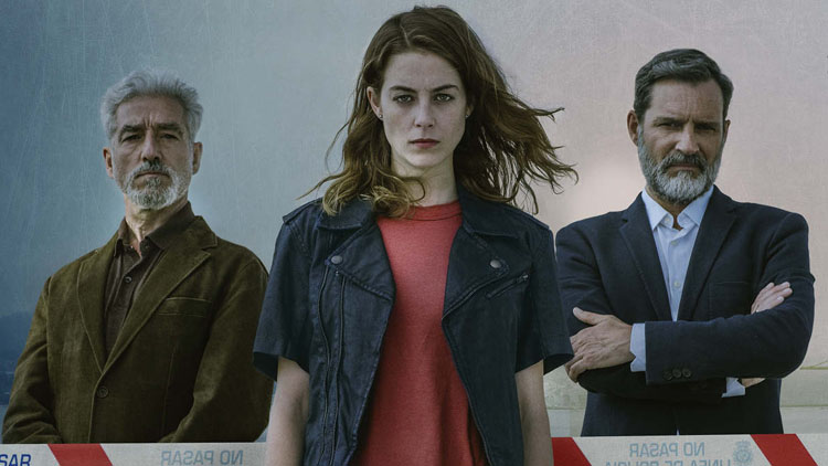 A serie 'Auga Seca' estará dispoñible en HBO España e HBO Portugal a partir do 1 de abril