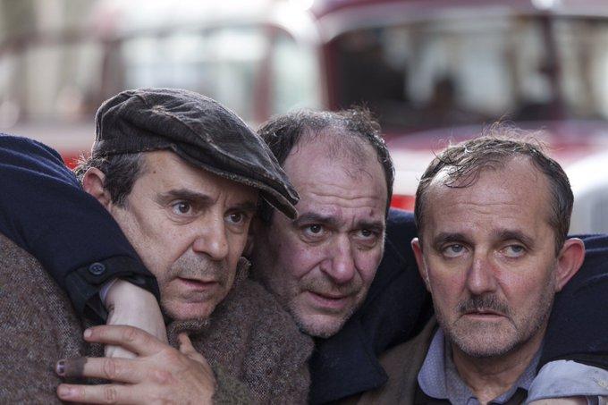 'A Esmorga', ao cine con Ignacio Vilar e Galaxia