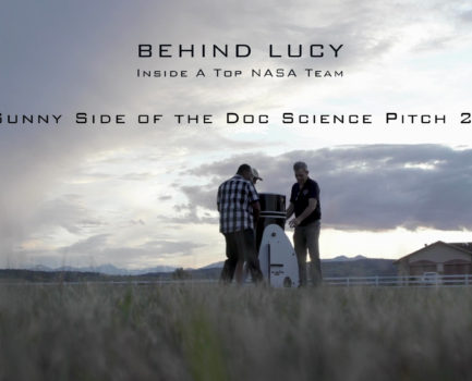 "O documental ""Behind Lucy"" de Somadrome seleccionado para o pitching do SunnySideDoc"