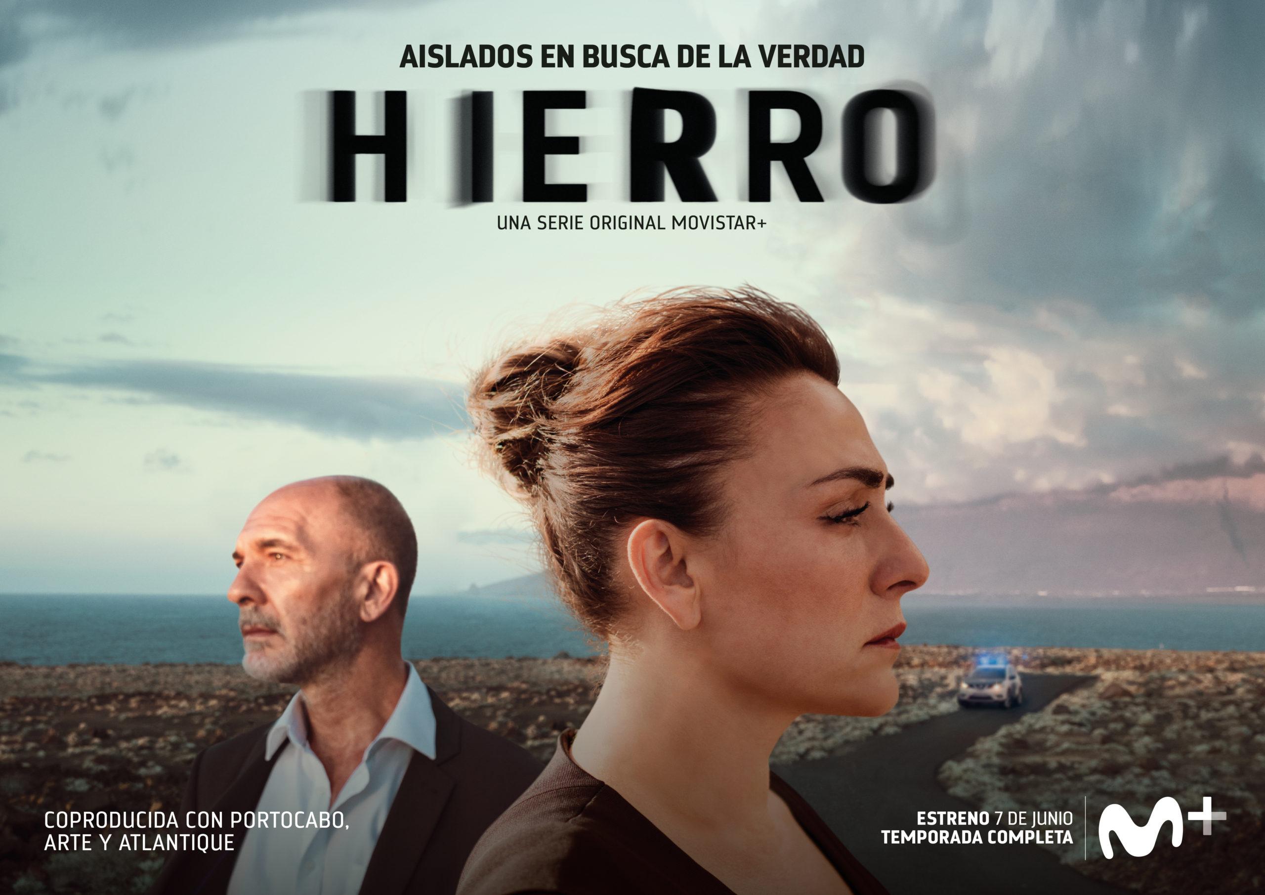 Portocabo é finalista en cinco categorías dos Premios Iris de Televisión pola serie 'Hierro'