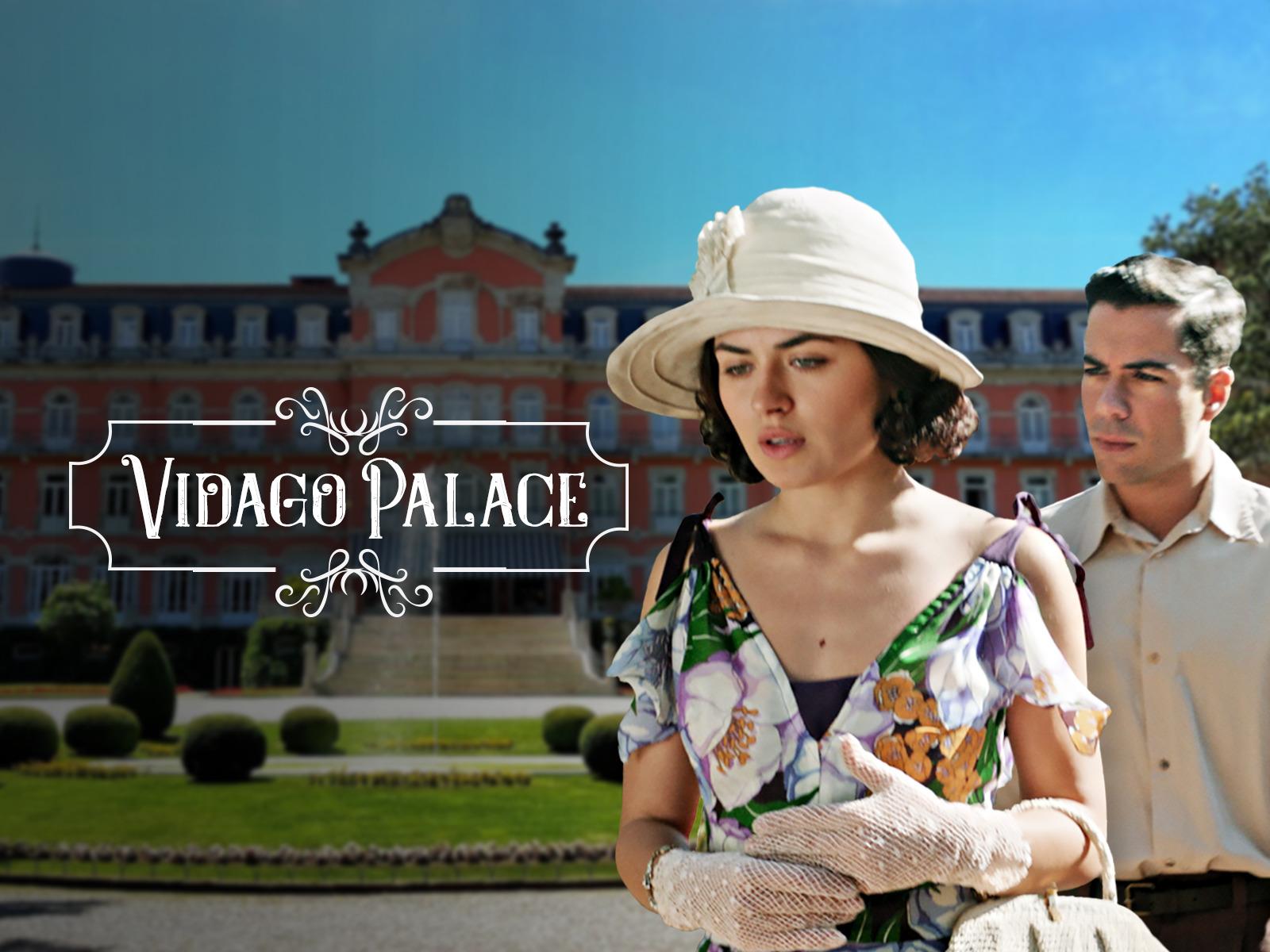 A serie 'Vidago Palace' recén estreada en HBO Portugal