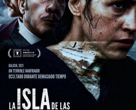 Os filmes 'Arima' e 'A illa das mentiras', exhibiranse na sección 'Made in Spain' de San Sebastián