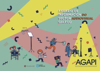 Agapi publica o Anuario de Información do Sector Audiovisual Galego 2019