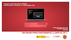 Astrágalo Studio responsable da nova campaña de INCIBE para concienciar sobre os riscos da internet