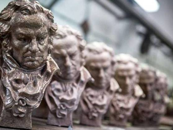 Oito títulos de produtoras de Agapi na carreira dos Premios Goya