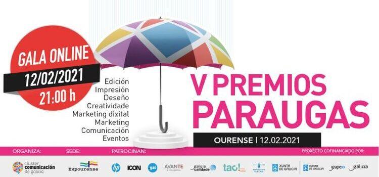 Astrágalo Studio e Miramemira entre os finalistas aos Premios Paraugas