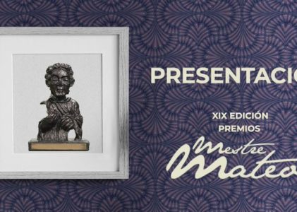 Xa se coñecen os finalistas na XIX Edición dos Premios Mestre Mateo