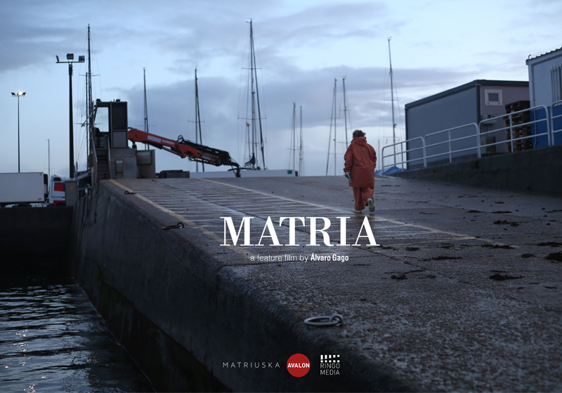 'Matria' participa estes días na 18ª edición do  Berlinale Co-Production Market