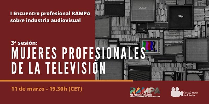 'I Encontro profesional RAMPA da Industria audiovisual'