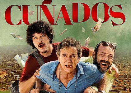 Hoxe chega a máis de 120 salas a comedia de Portocabo, 'Cuñados'