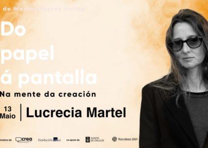 Masterclass de Lucrecia Martel para profesionais de Galicia