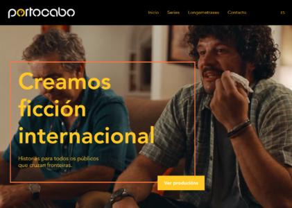 Portocabo estrea páxina web