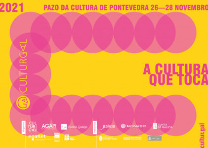 A cultura que toca: Culturgal 2021 desconfínase do 26 ao 28 de novembro
