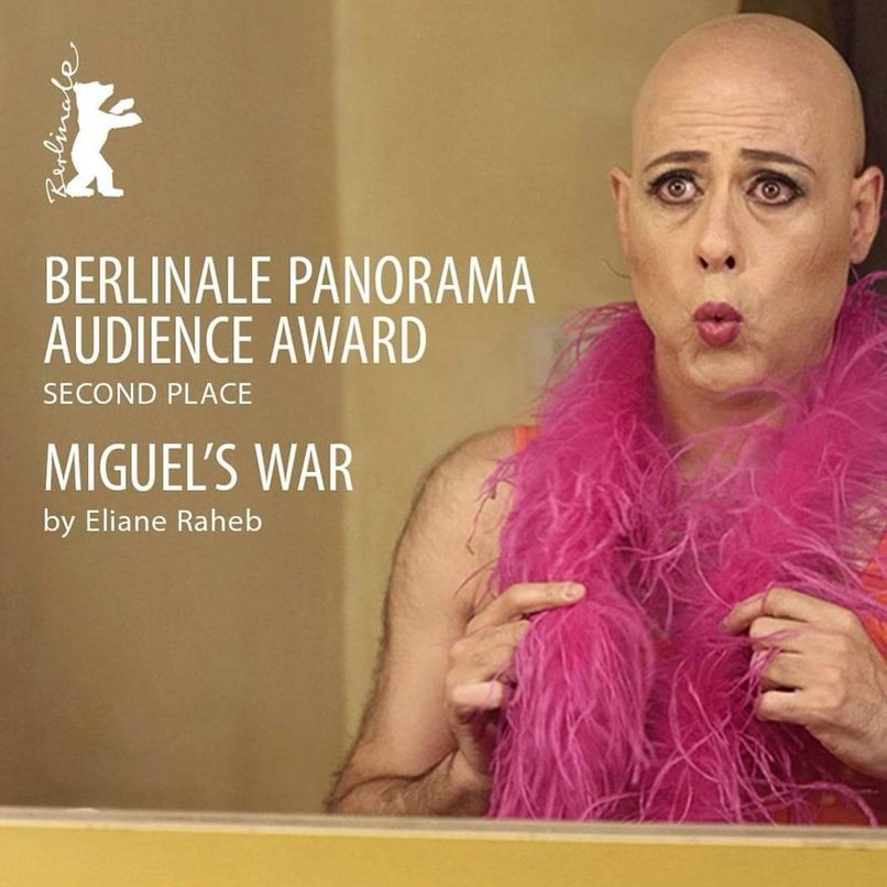 A produción de Zeitun 'A guerra de Miguel' premiada na Berlinale co Premio Teddy