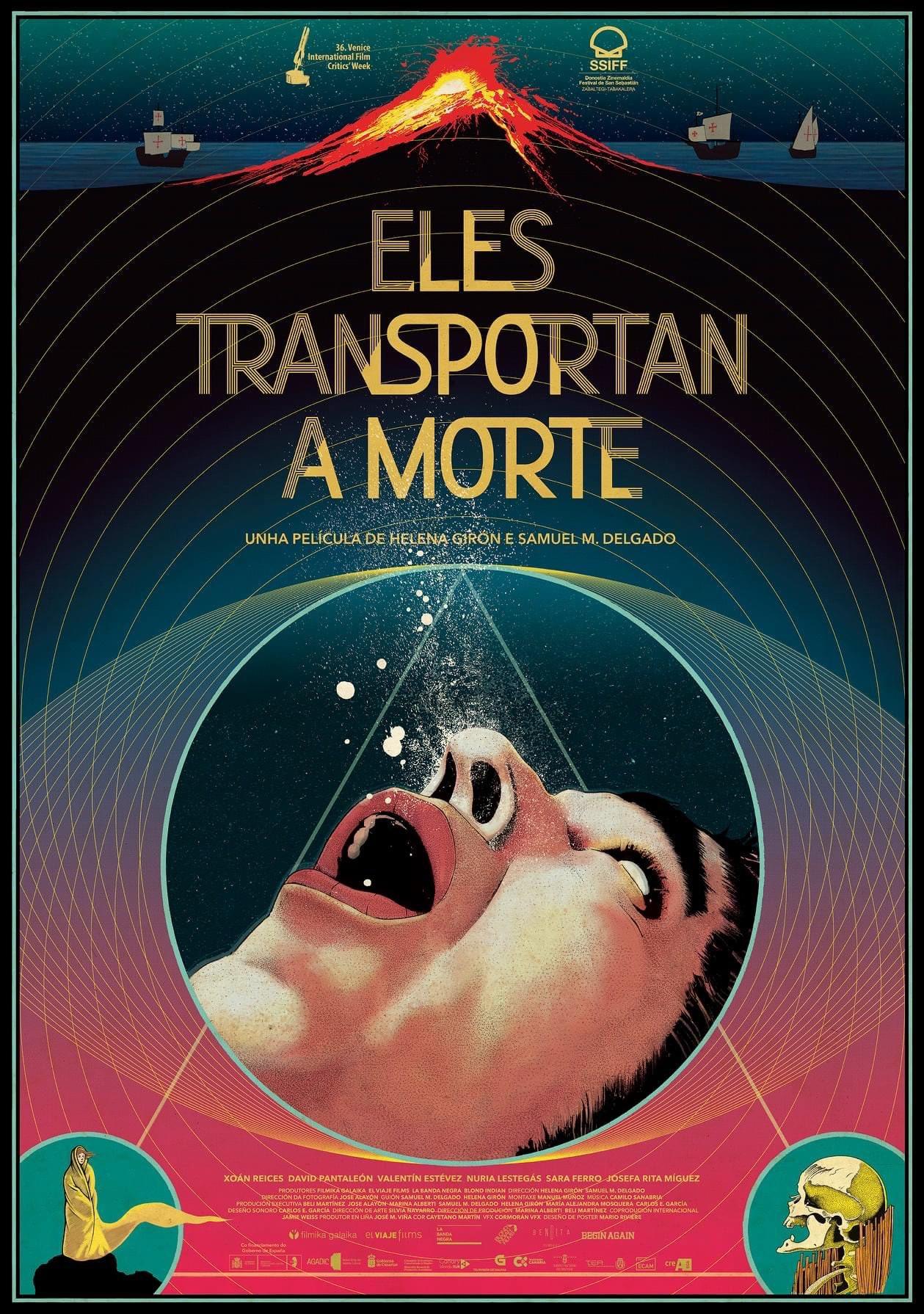 A película 'Eles transportan a morte' consegue a Mención Especial do xurado da sección Zabaltegui-Tabakalera do Festival de San Sebastián