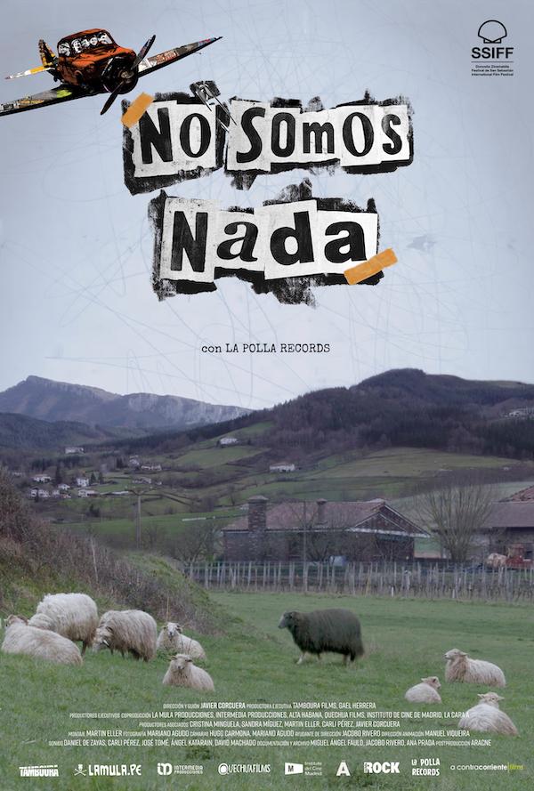 O documental 'No somos nada' competirá polo Premio Irizar ao Cine Vasco no 69 Festival de Cine de San Sebastián e inaugurará ZINEMIRA