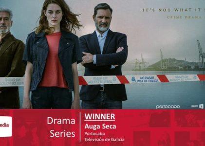 A serie producida por Portocabo 'Auga Seca' e a película 'A illa das mentiras', de Agallas Films, gañadoras no Celtic Media Festival