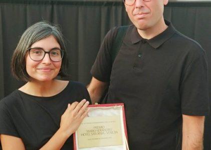 Premio á contribución técnica da Semana da Crítica de Venecia para o filme 'Eles transportan a morte'