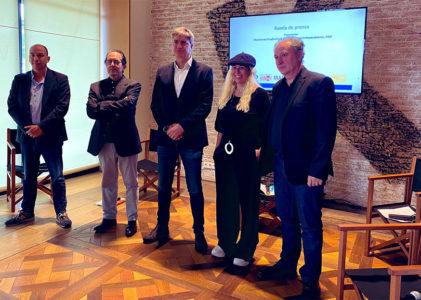 A nova Plataforma Audiovisual de Produtoras Independentes (PAP), na que se integra AGAPI a través de MAPA, presenta os seus obxectivos en San Sebastián