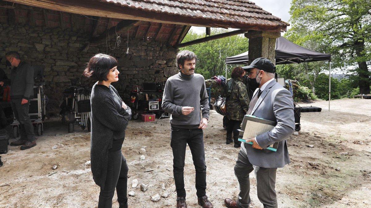 O novo filme de Alfonso Zarauza, 'Malencolía', producido por Maruxiña Film Company, abrirá o Festival de Cine de Ourense
