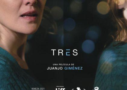 'Tres' acada dous premios nos Festivais de Sitges e Abycine